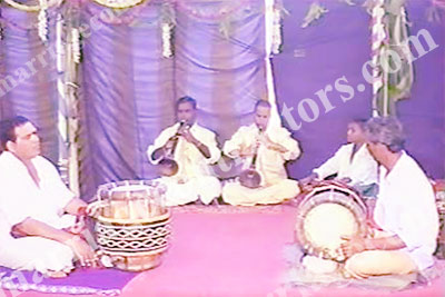 marriage band in tirupati
