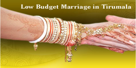 marriage contractors in tirupati