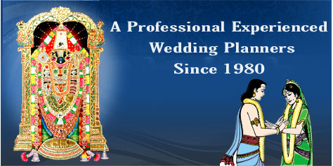 wedding planner tirupati