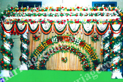 wedding stage designers
